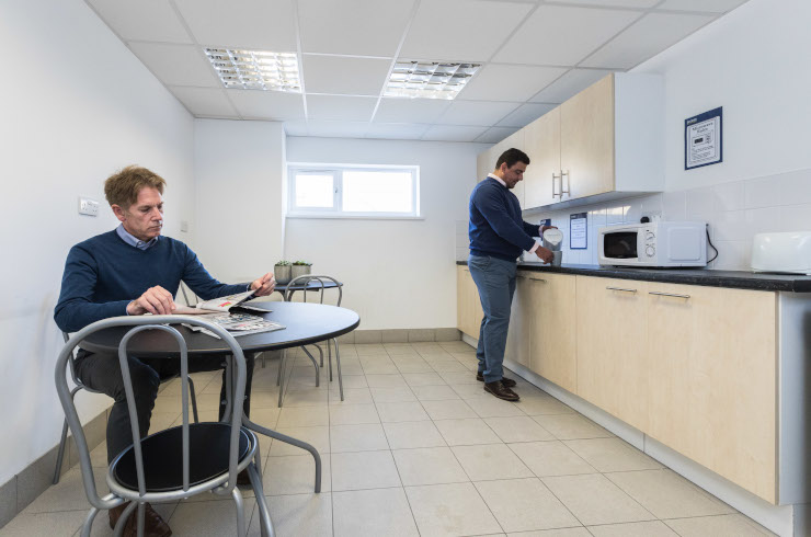 Access Offices Basingstoke - kitchen