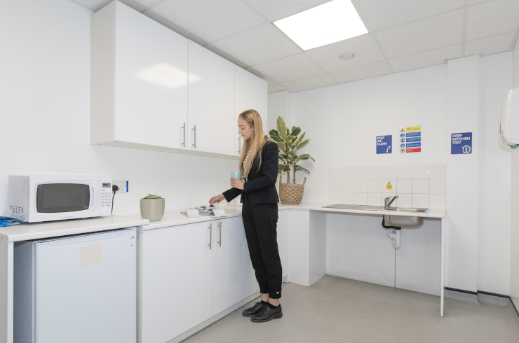 Access Offices Catford - kitchen