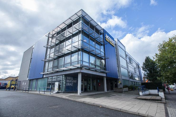 Access Offices - Clapham Acre Lane building