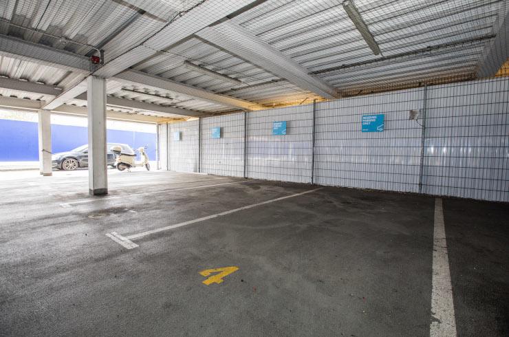 Access Offices - Clapham Acre Lane car park
