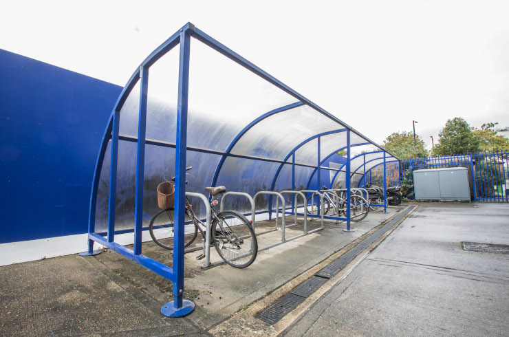 Access Offices - Clapham Acre Lane cycle bay