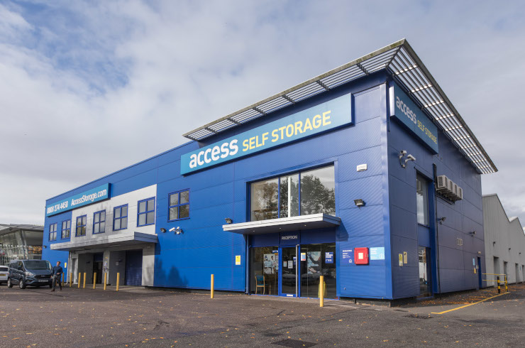 Access Offices Guildford - building