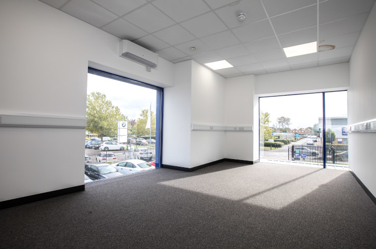 Access Offices Guildford - large office