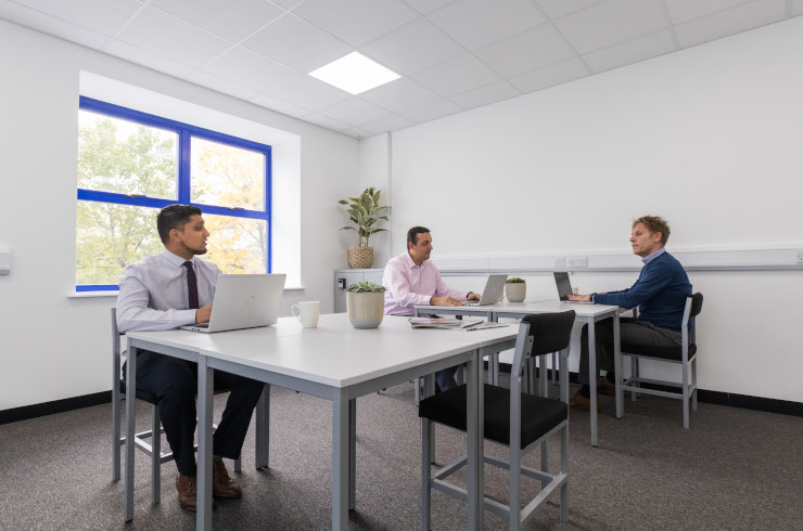 Access Offices Guildford - meeting room