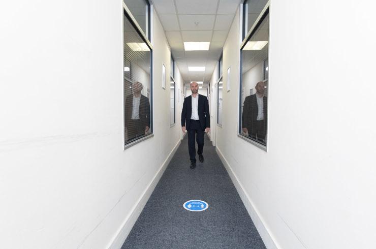 Access Offices - Mitcham corridor