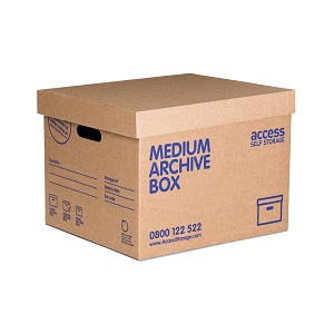 Archive Cardboard Boxes Medium