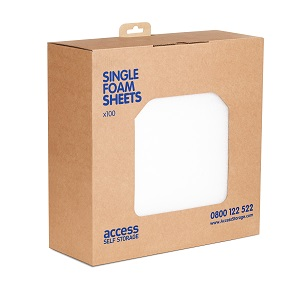 Foam Sheets - 100 per pack