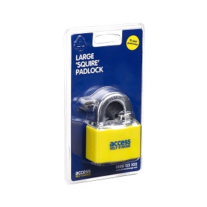 Large Squire Padlock Boxed